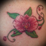 Tattooed by Roxane at Living Canvas Tattoo