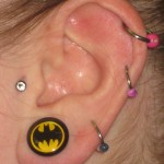 tabbytragus Pierced by Eric at Living Canvas Tattoo