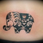 PeteTieman_TattooColumbiaMO_tribal_elephant