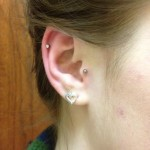 tragus cartilage