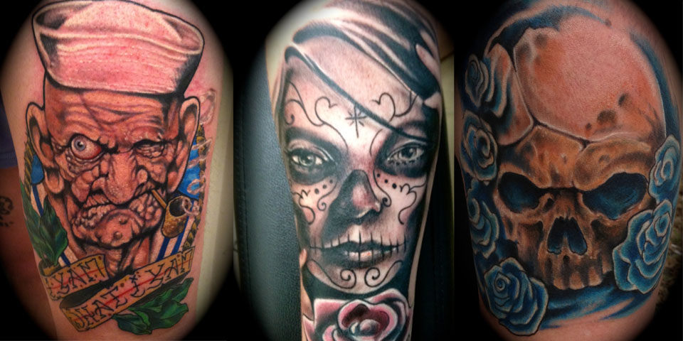Ink Ink Tattoo & Piercing Studio - Springfield, MO & Branson, MO